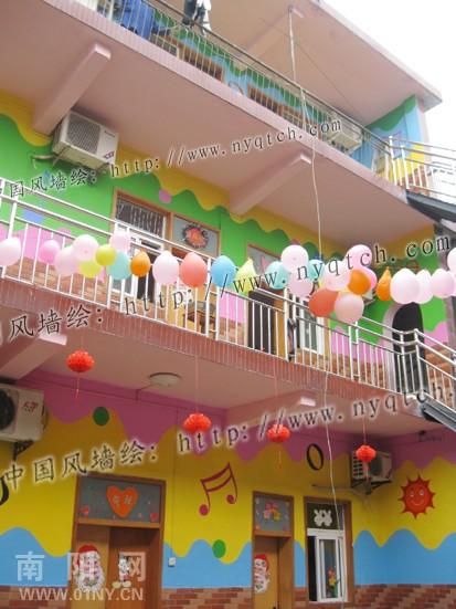 色彩斑斓的宇航幼儿园
