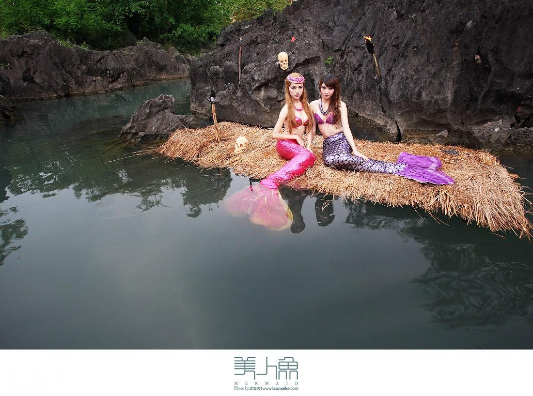 教我画美人鱼,漂亮美人鱼图片大全; 【转】漂亮美人鱼; laomaike
