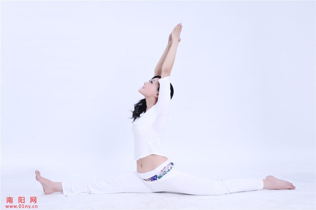 阴瑜伽体式