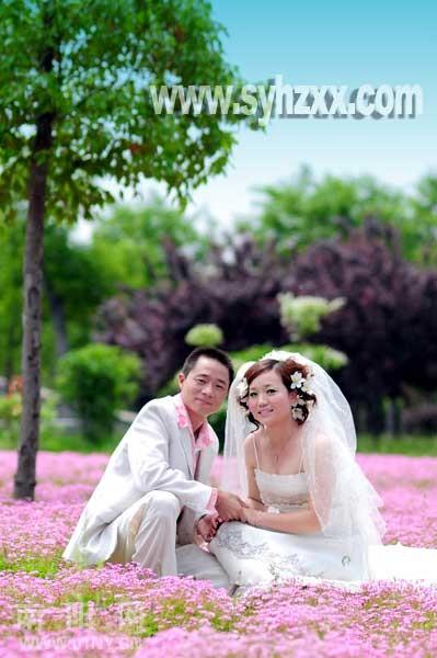 影化妆学校学员婚纱摄影作品 纪实 人像 南阳