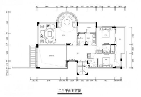 亚洲小姐之家——别墅设计