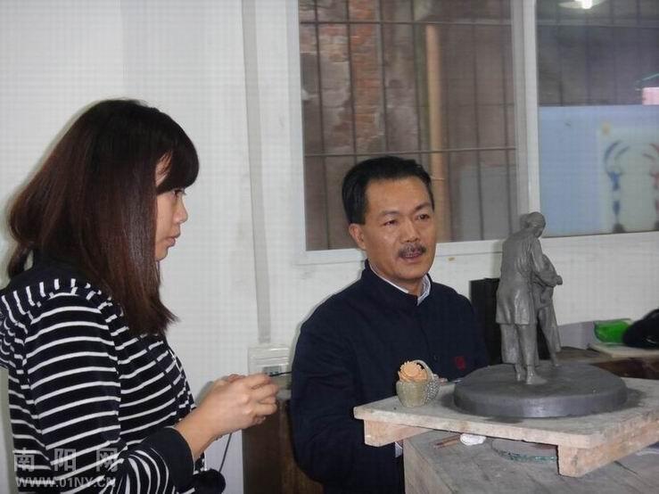 ...雕塑工作室