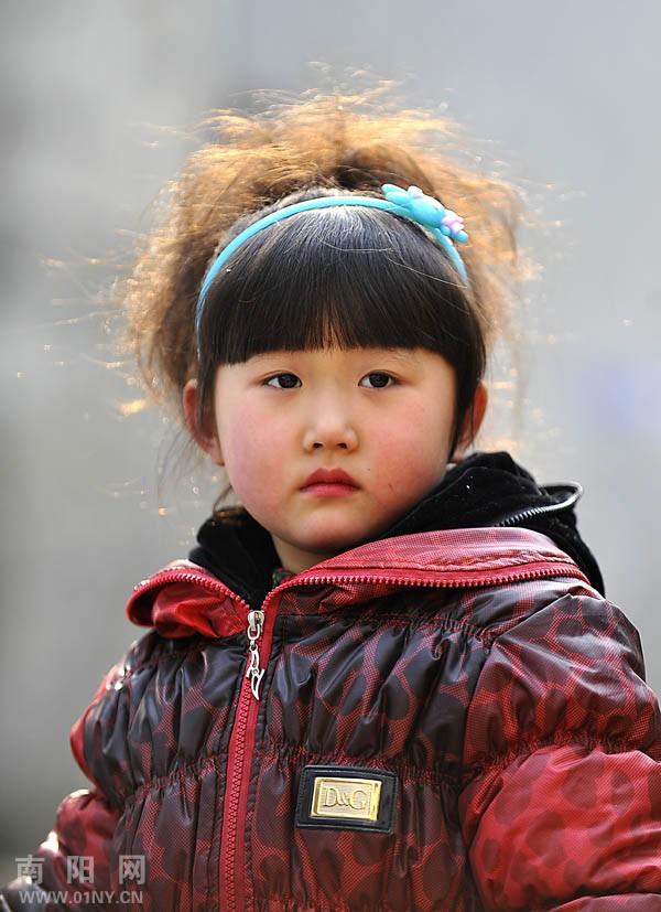 漂亮可爱的小姑娘