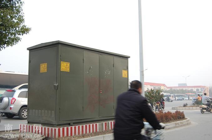 据了解,在我国的济南,青岛,株州等城市均为不太好看的配电
