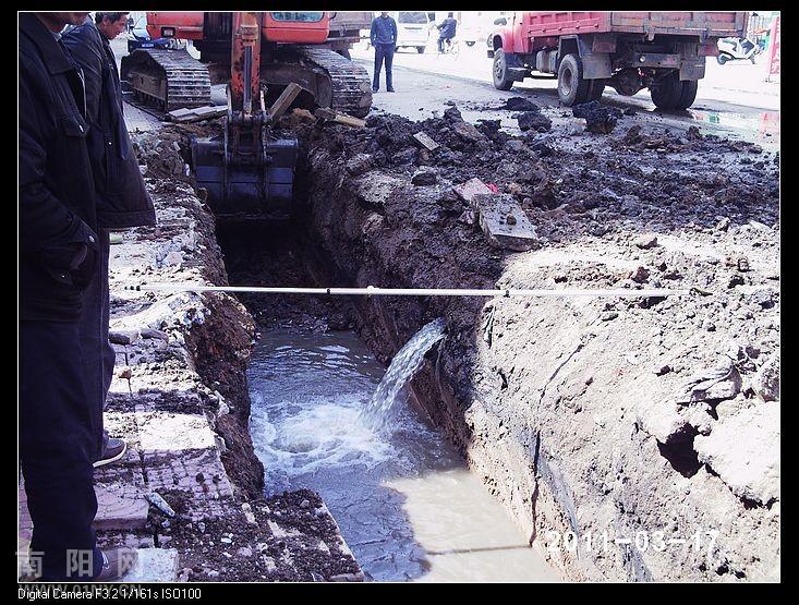 自来水管道铺设图纸历史博物馆图纸宁波图片