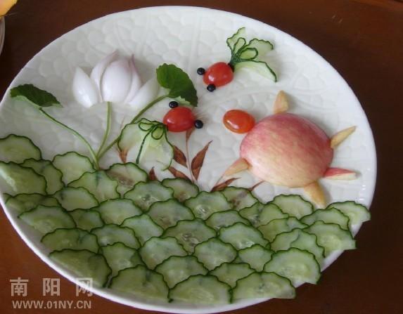 简单 的 水果 拼盘 制作 方法 儿童 水果 拼盘