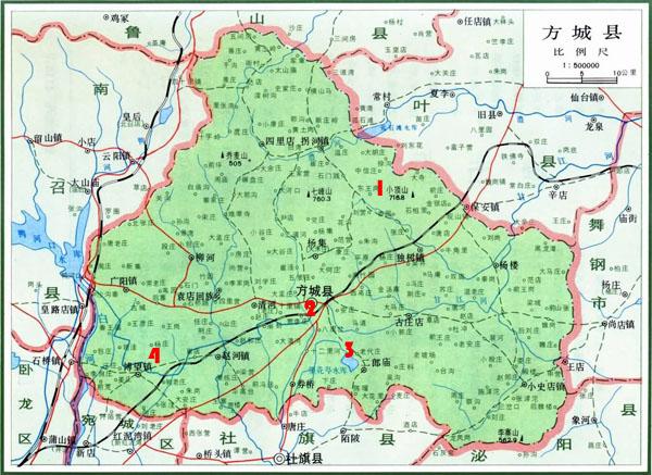 博望横山景区地图
