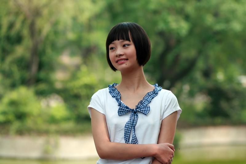 【蓝盾部】美丽的小姑娘