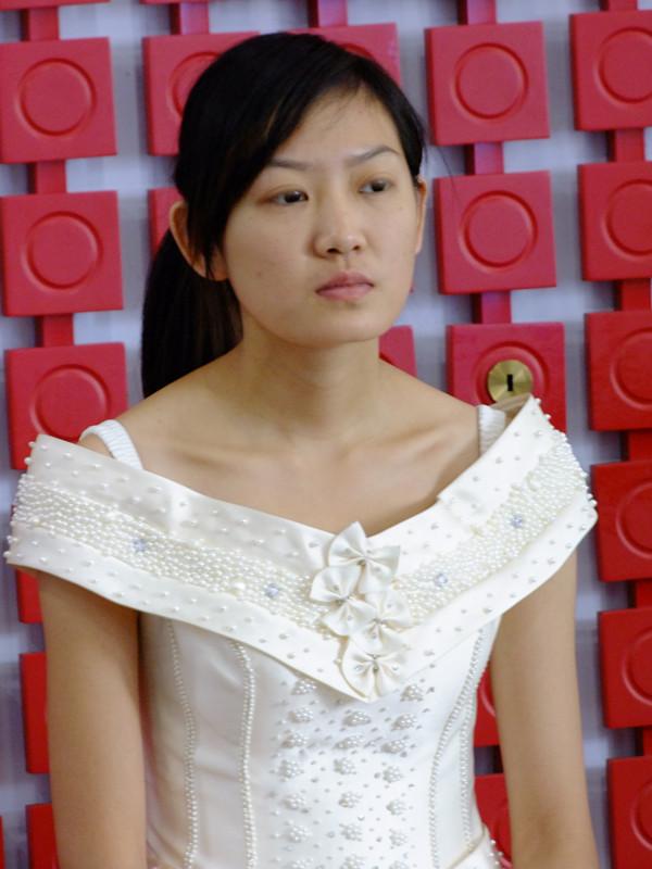 化妆前后 浩子人像化妆讲课拍摄活动花絮