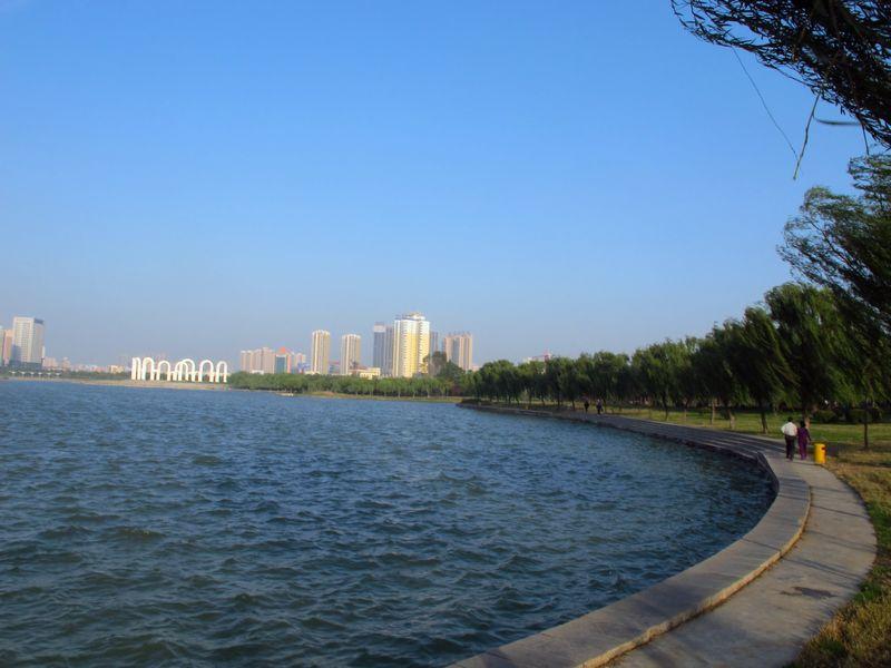 龙源湖 焦作