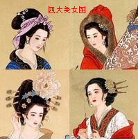 四大美女与四大丑女-农村体裁征文专版-36行