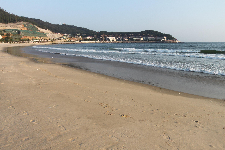 中国十大海滩之-广东阳江海陵岛(闸坡)美丽风光-原创
