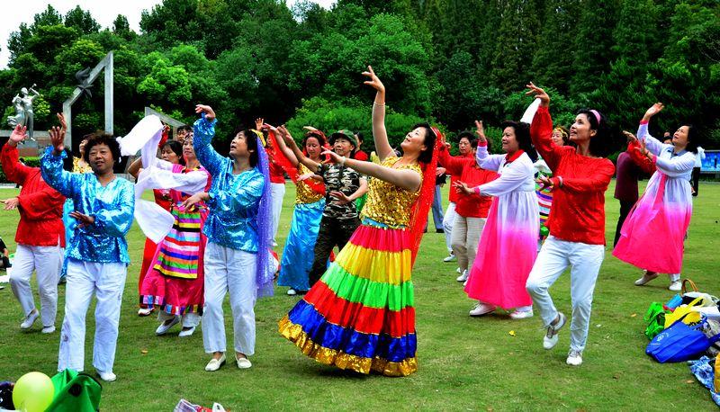 各民族大团结 舞蹈