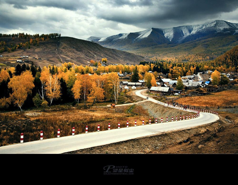 新疆十一月旅游景点