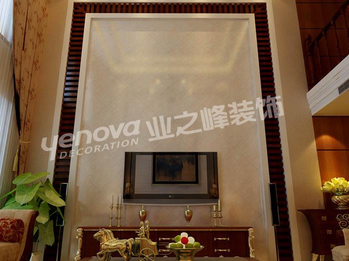 装饰  设计师:黄彦须  房屋类型:复式楼  装修风格:新古典风