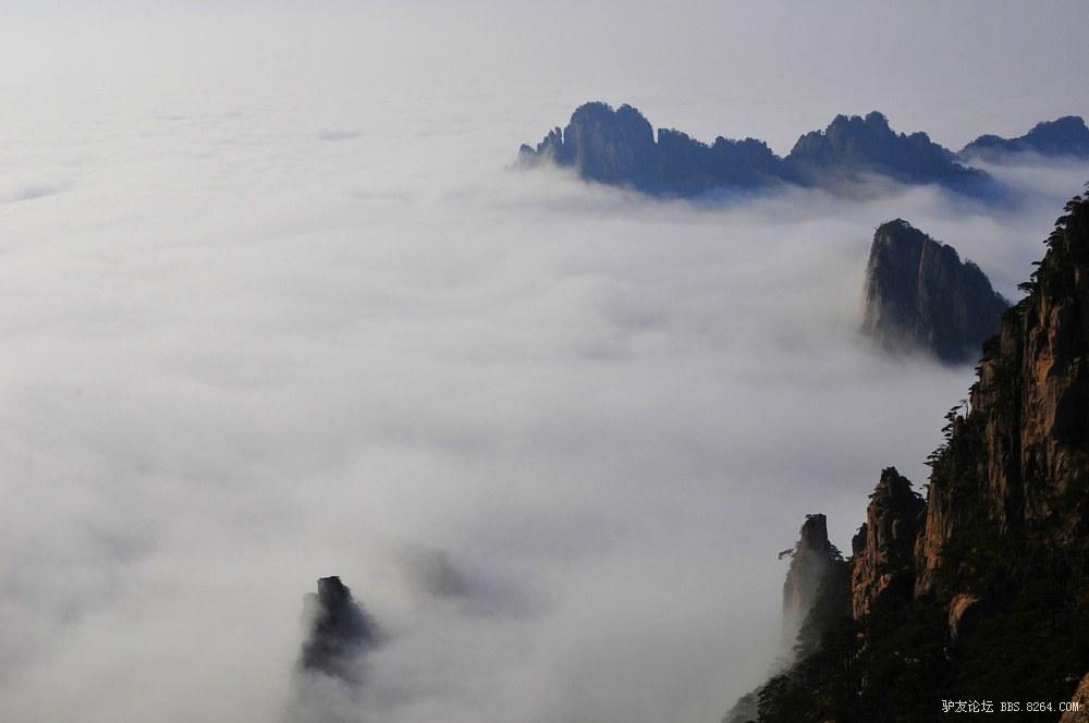 黄山九龙峰旅游风景区