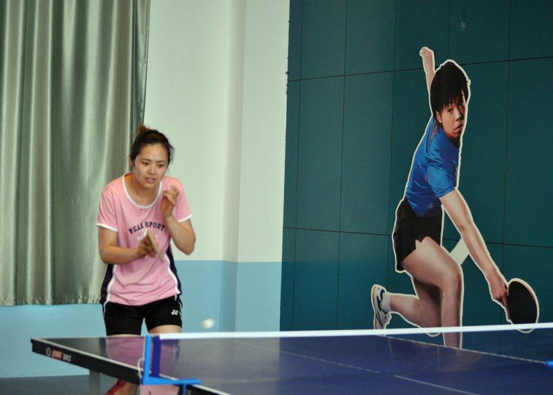 开展《乒乓球联谊赛》迎农运-体育健身-36行南教练马术的介绍图片