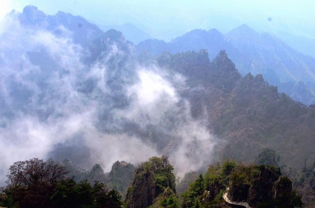 灵山仙雾——老君山采风之二