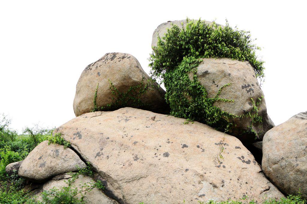 石柱山风景图片下载;