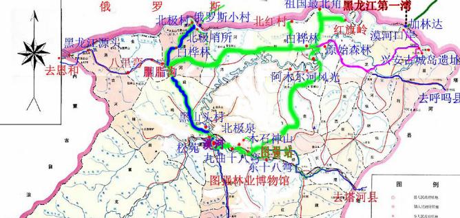乌苏里江岛屿划分