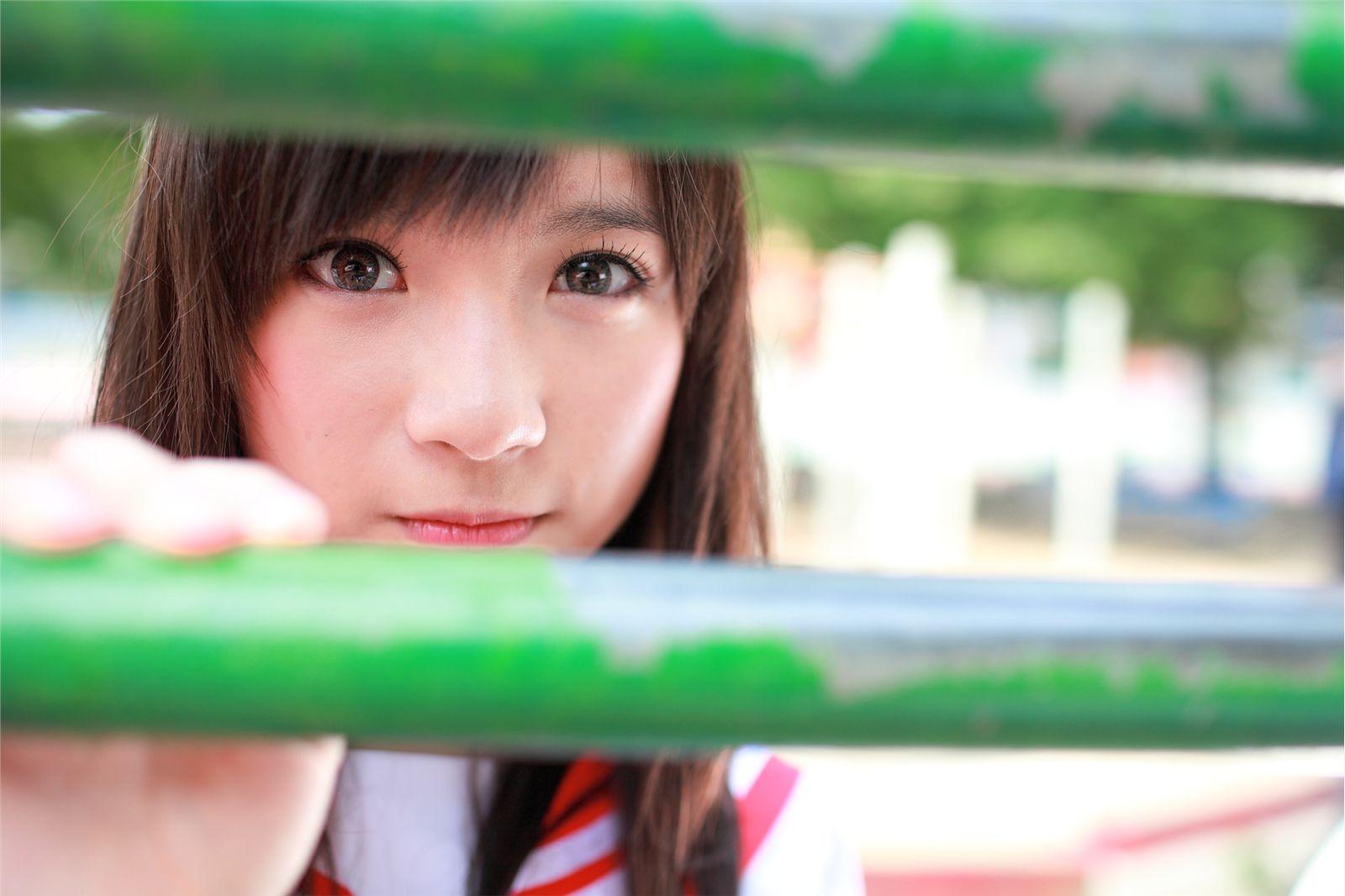 台湾麻豆美女小敬清纯可爱写真《一》
