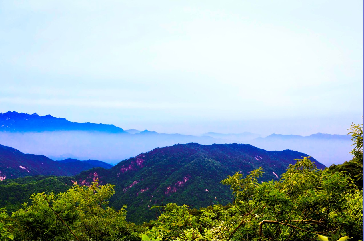 内乡云露山旅游风景区