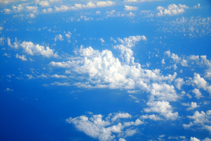 我爱祖国的蓝天