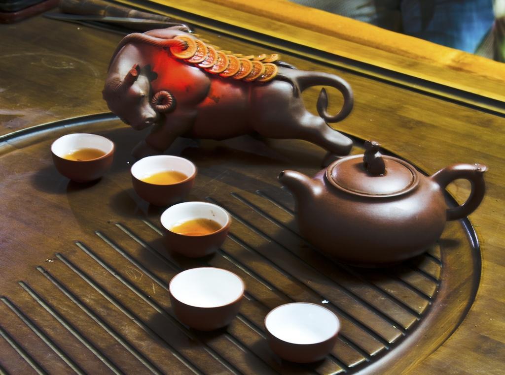 茶具使用步骤图解