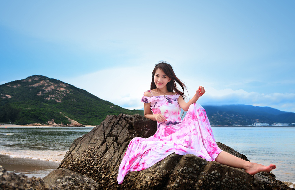 南澳深圳海边模特儿随拍特工a第四章游戏攻略图片