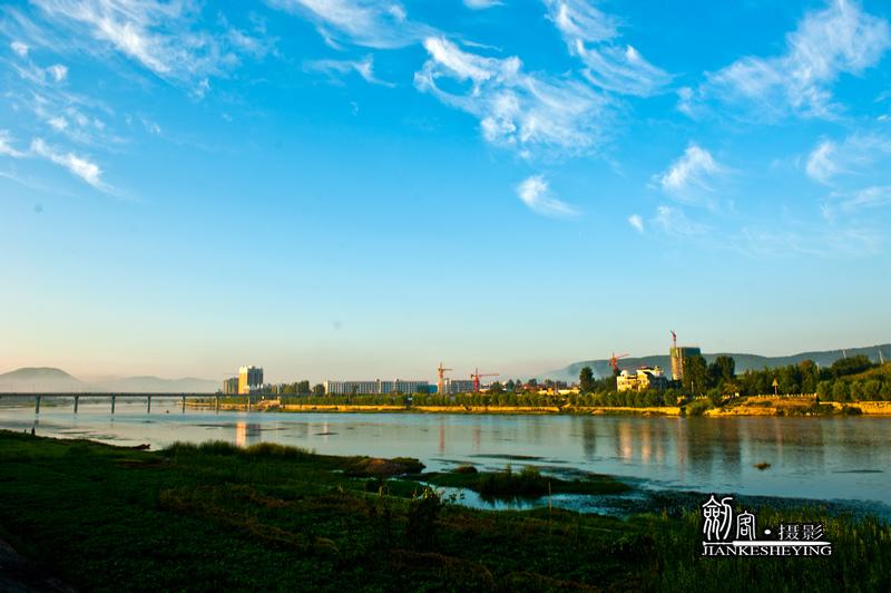 淅川灌河风光系列