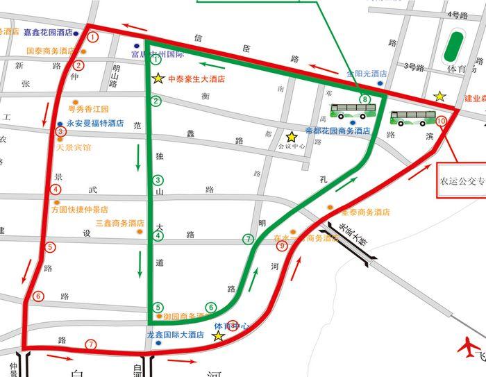 河南南阳白河镇地图