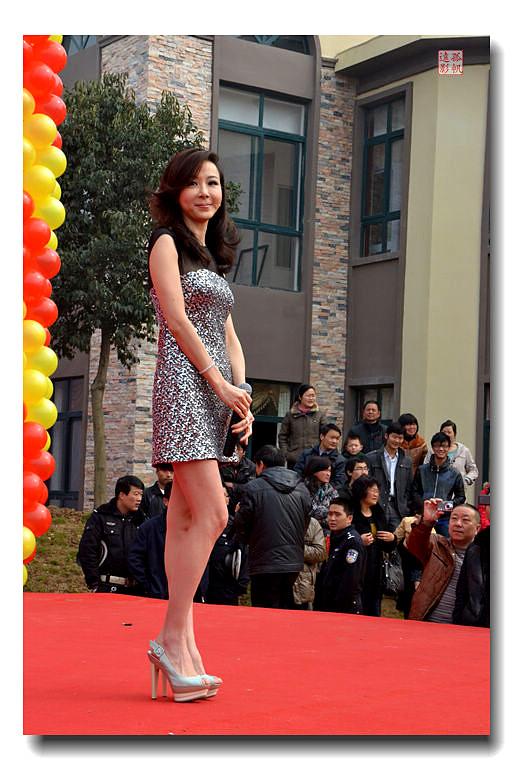 台湾第一大美女萧蔷