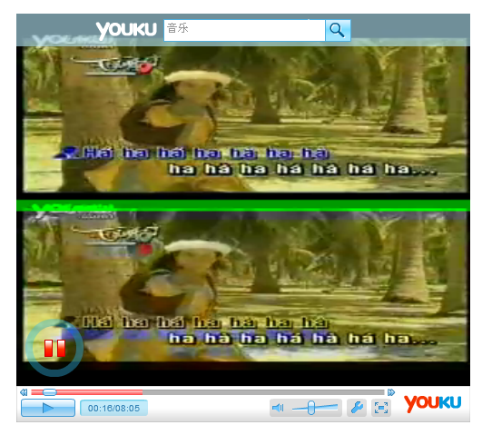 郭靖在海边椰子树下练武 越南版《射雕英雄传》 雷死人不偿命