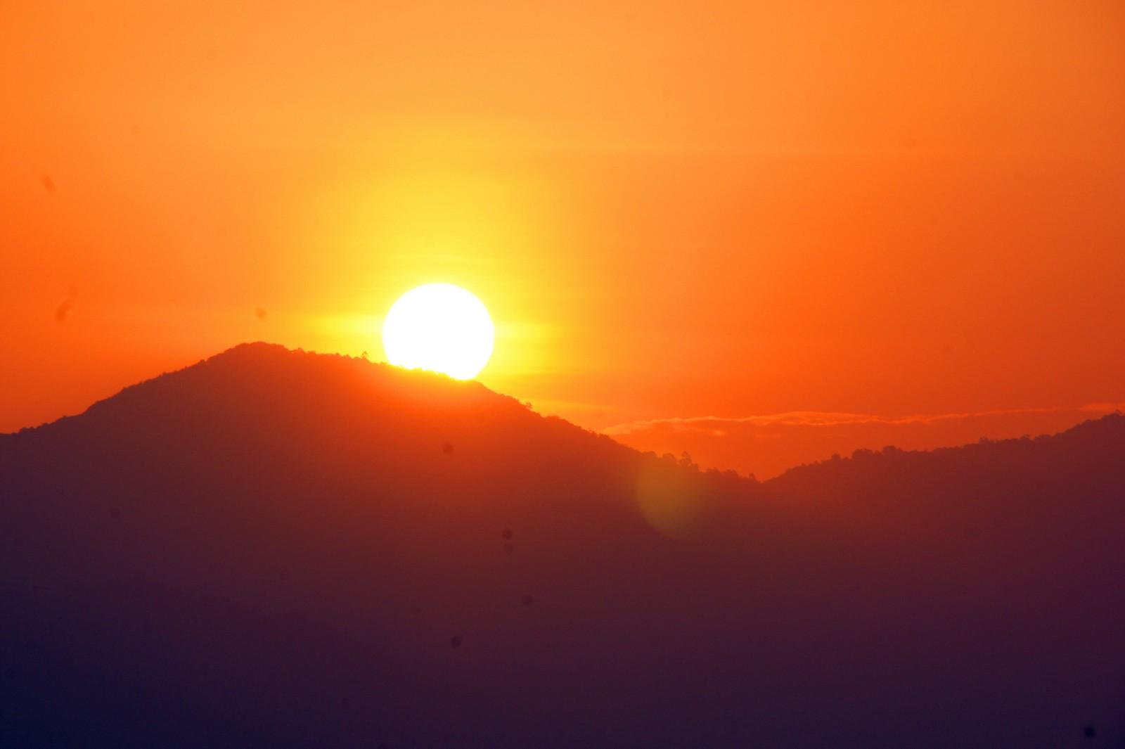 日出~日落