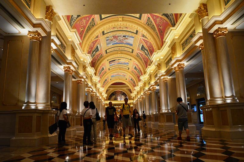 澳门威尼斯人酒店赌场