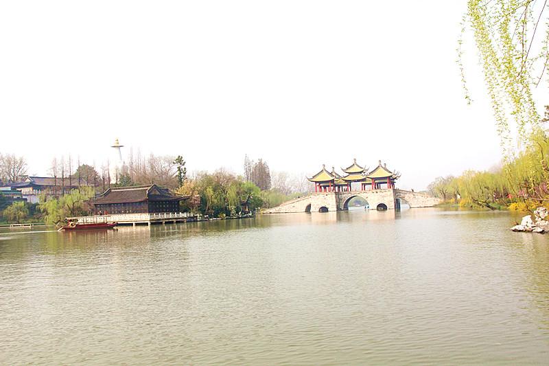 诗画瘦西湖