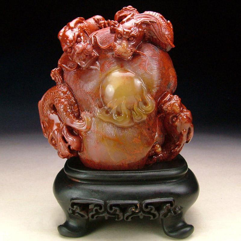 中国文化之寿山石雕