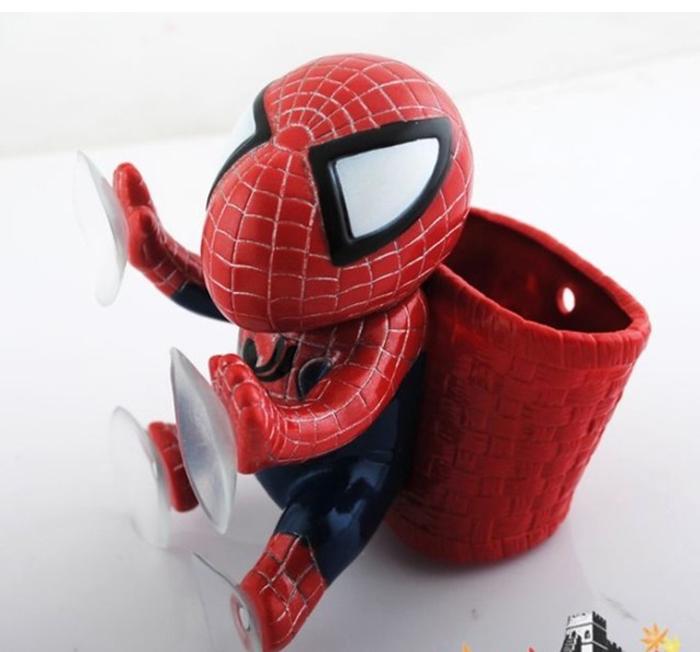 蜘蛛侠手机袋可爱公仔置物袋