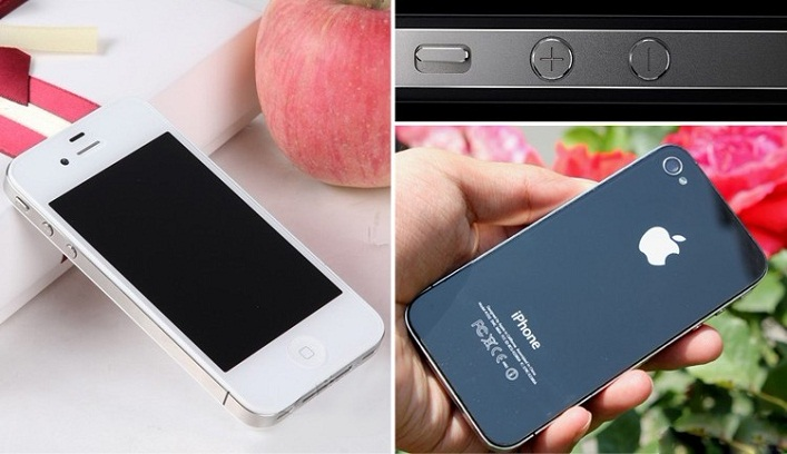 苹果5代智能手机