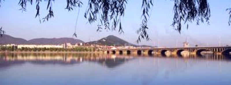 淅川风光之 灌河风景区