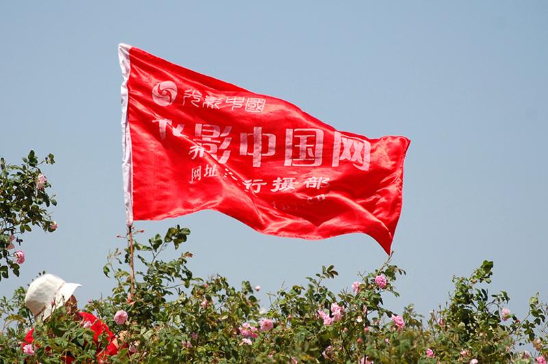 让光影的旗帜飘起来