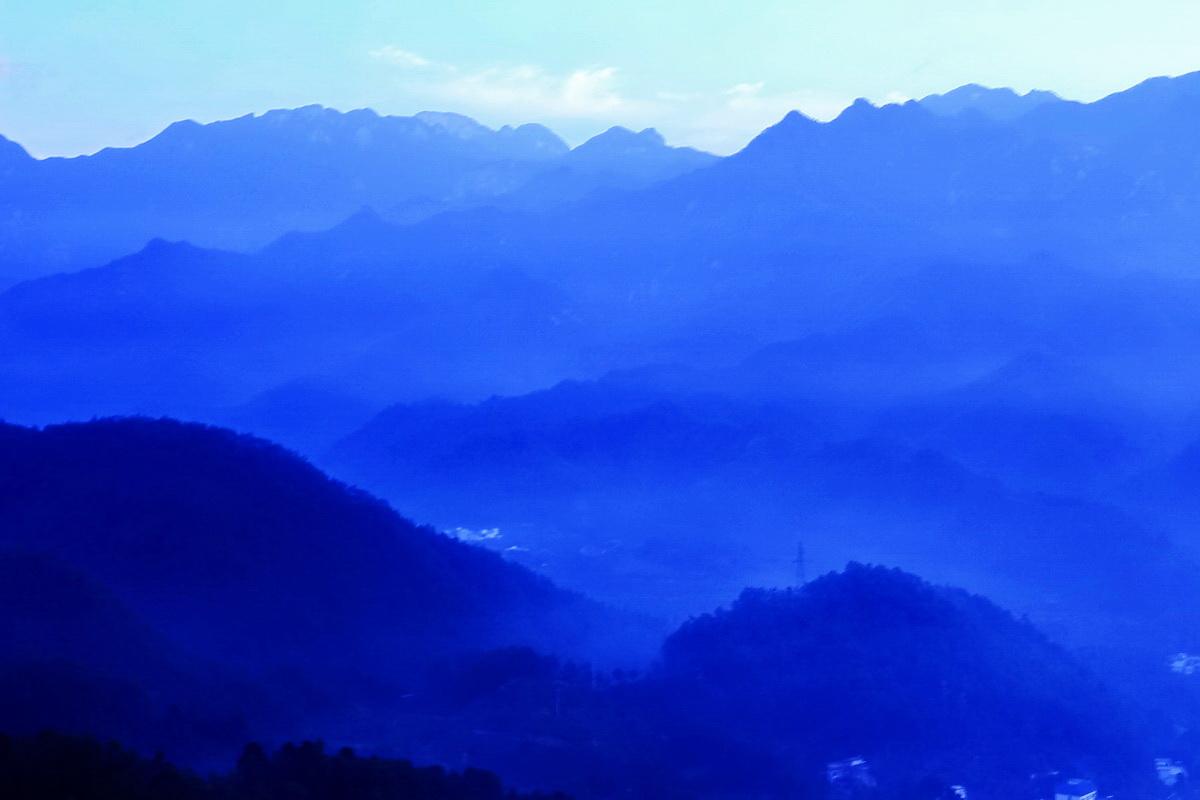 淅川大现园风景点