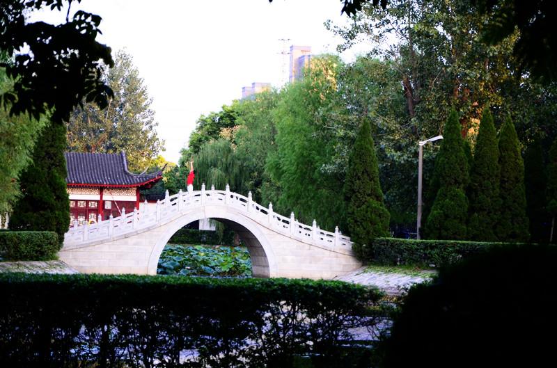 武汉青山公园 高清图片