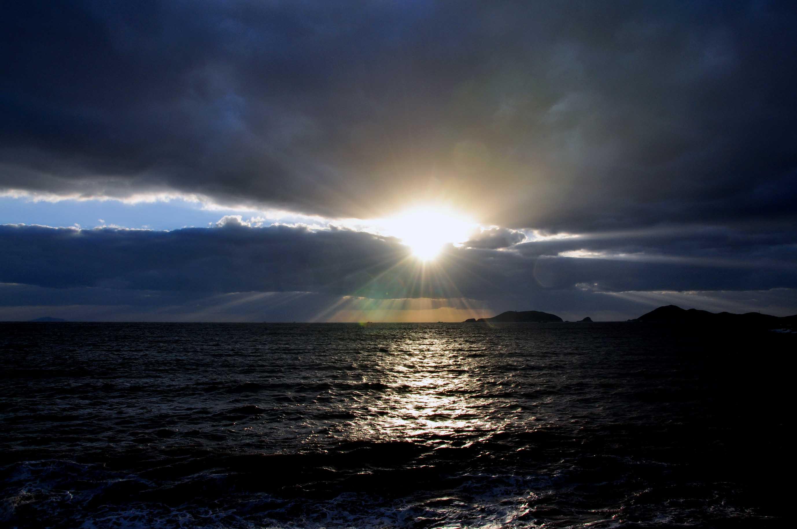 日出东方-----舟山群岛