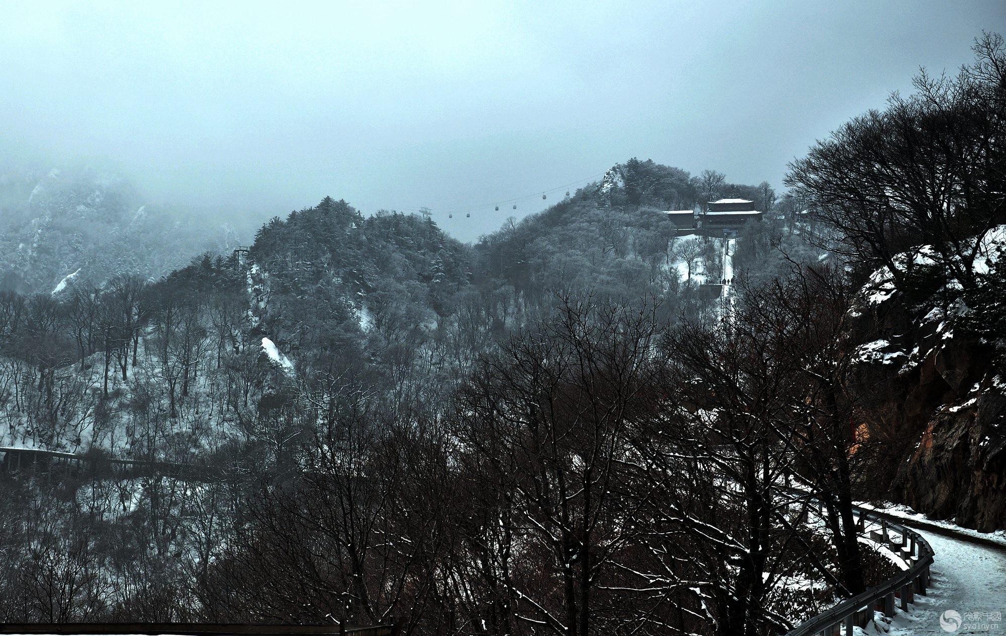 老君山风景
