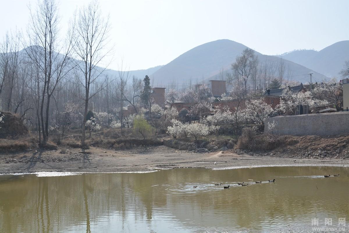 陕西镇平那有好的风景