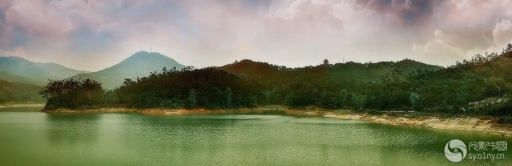 珍宝岛全景