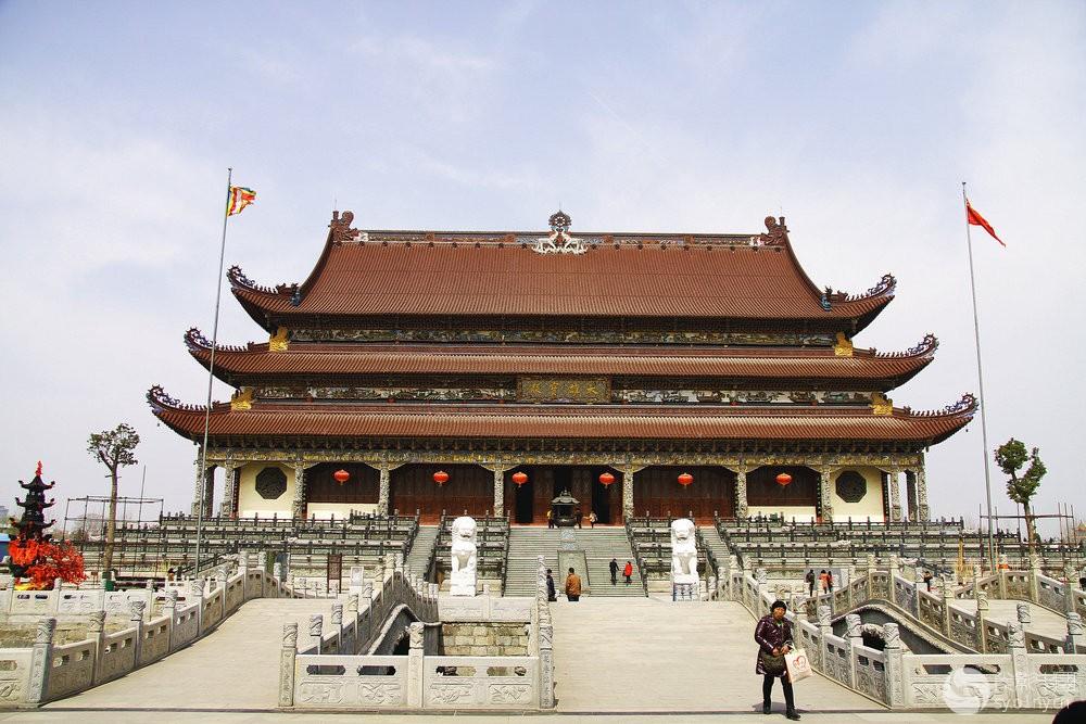 南海禅寺——大雄宝殿