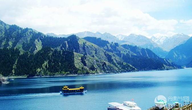天山天池 61  《醉美天池湖》电子相册 61  新疆昌吉州发放冬季