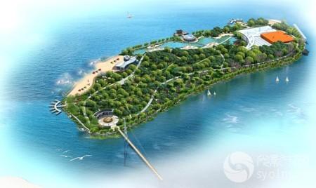 婚庆主题公园(无名岛)平面布置设计方案征集